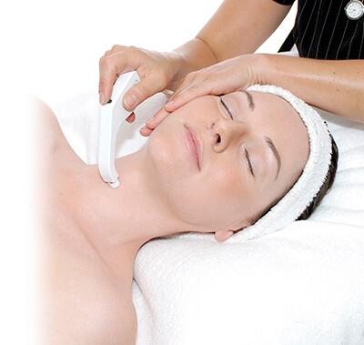 New technology, delivers this treatment into deeper layers of the skin